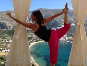 8 Days Spa and Yoga Retreat in Greece