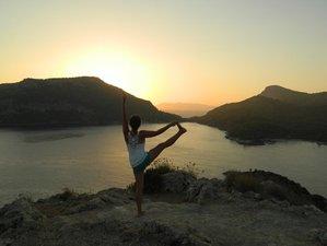 7 Tage Wandern, Kreuzfahrt und Yoga Urlaub Türkei