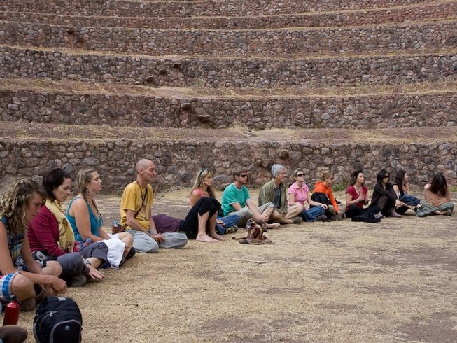 7 Days Yoga and Ayahuasca Retreat in Cusco, Peru