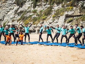 3 Days Exciting Surf Camp Ericeira, Portugal