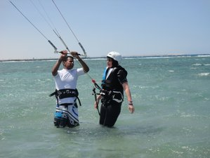 7 Days Audacious Kitesurf and Windsurf Camp in Hurghada, Egypt