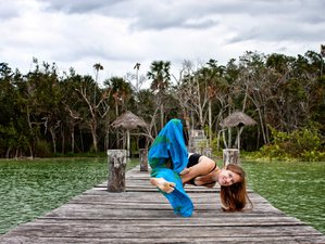 6 Days Beach Yoga Holiday in Mexico