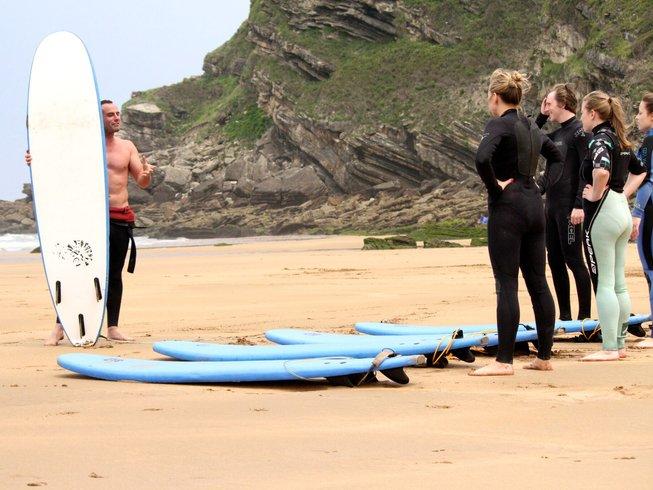 7 Days Van Surfari and Surf Camp France and Spain