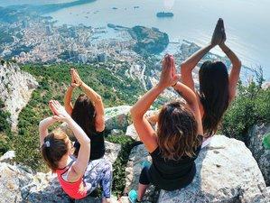 """8 jours en stage de yoga, sport, """"cure detox et coaching alimentaire"""" à Nice"""