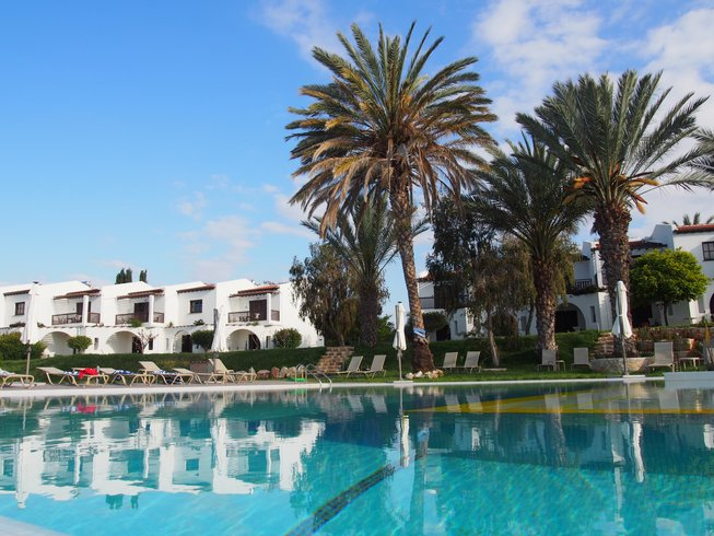 9 Days Aphrodite's Temple Yoga Retreat in Cyprus
