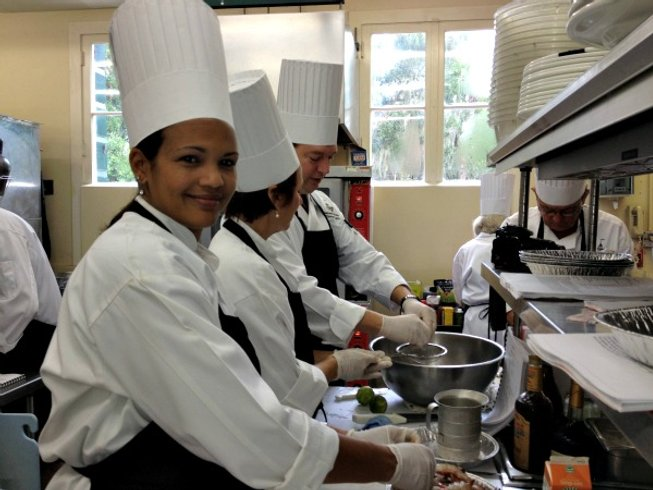 5 Days Cooking Retreat at Jekyll Island Club Hotel, USA