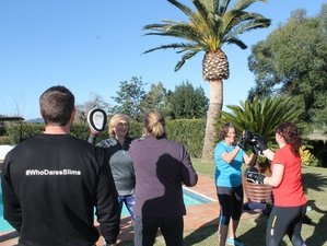 7 Nights Women's Fitness and Weight Loss Bootcamp in Jimena de la Frontera, Cadiz