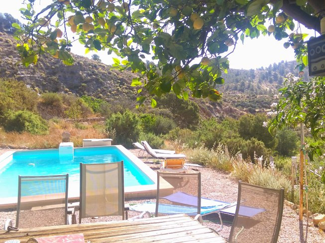 7 Days Vinyasa and Restorative Yin Yoga Retreat in Murcia, Spain