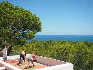 5 Day Perfect Private Sea View Yoga Retreat in Ibiza