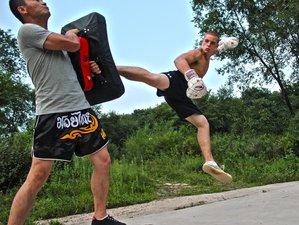 6 Months Shaolin Kung Fu Training in Jilin