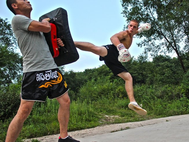 6 Months Shaolin Kung Fu Training in Jilin