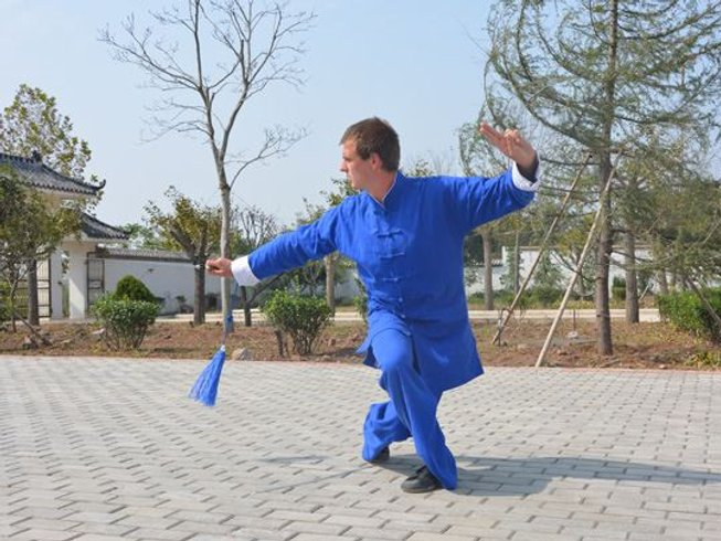 8 Months Kung Fu Training in China on Maling Mountain