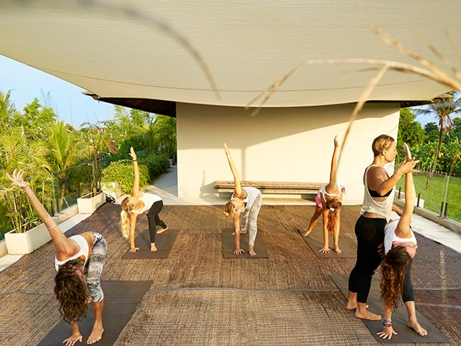 7 Days Fitness and Yoga Retreat for Women in Bali