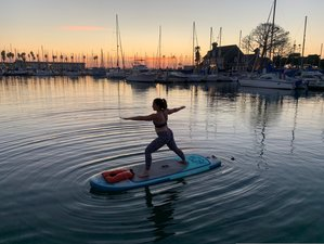 4 Days Hiking and SUP Yoga Holiday in Beach Community in Coastal San Diego, USA