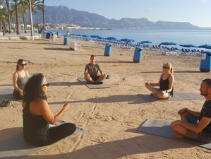 7 Day Boxing and Yoga Holiday in Sunny L'Albir, Province of Alicante