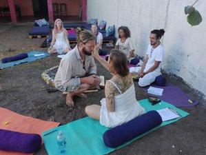 21 Days 200-Hour Yin and Yang Yoga Teacher Training on the beachfront of Las Peñitas, Nicaragua
