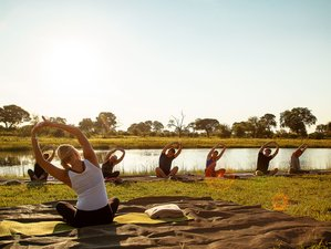 7 Day Mindful Yoga Holiday Flows Along The Untouched Okavango Delta