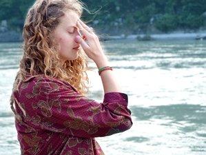 28 Days Spiritual Meditation and Yoga Retreat Rishikesh India