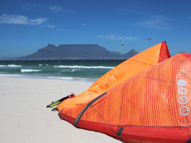 8 Days Kitesurf Camp in Langebaan, South Africa