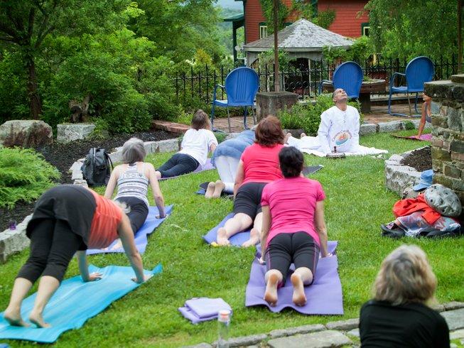 8 jours de yoga et méditation dans un hôtel luxueux au Costa Rica