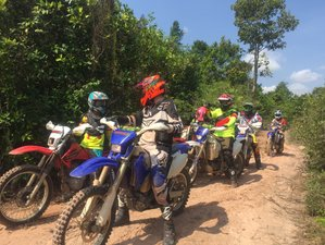 7 Day The Tomb Raider Guided Motorbike Tour Cambodia