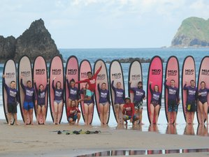 4 Day All-Level Surf Camp in Pesanggaran, East Java
