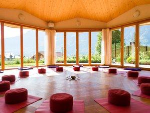 3 Tage Yoga und Coaching Retreat in Ringgenberg in den Schweizer Alpen