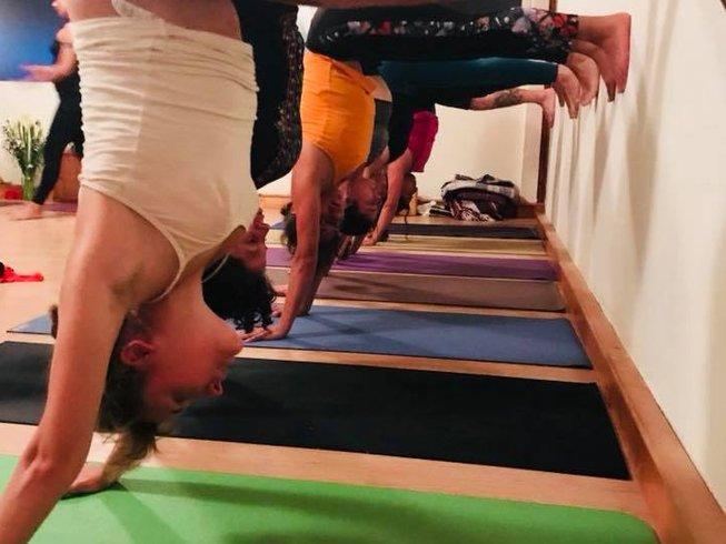 35-Daagse 200-urige Vinyasa OM Yoga Docentenopleiding in Chiapas, Mexico