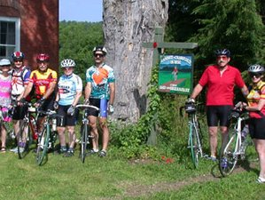 3 Day Guided Cycling Holiday in Putney, Vermont