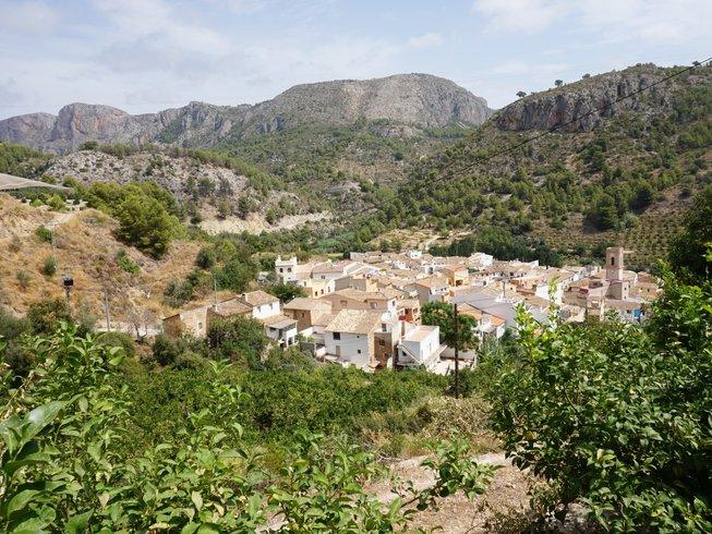 4 días retiro de yoga y cosmética natural en Bolulla, España