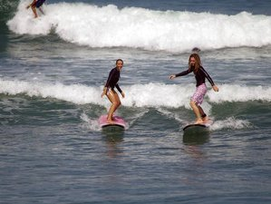 5 Day Surf and Stay Yoga and Surf Camp in Canggu, Bali