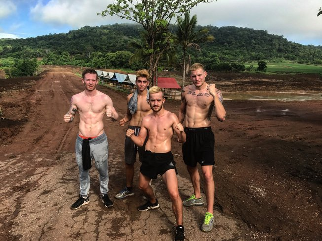 7 days Country side Muay Thai and Western Boxing Camp in Phetchabun, Thailand