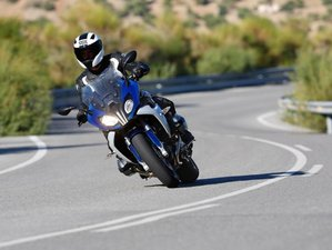 5 Day Self Guided Motorcycle Tour in Provence, France