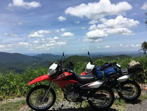 8 Days Misty Highlands Motorcycle Tour in Vietnam