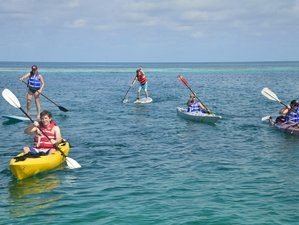 4 Tage Kajak- und SUP-Camp in Glover's Reef, Belize