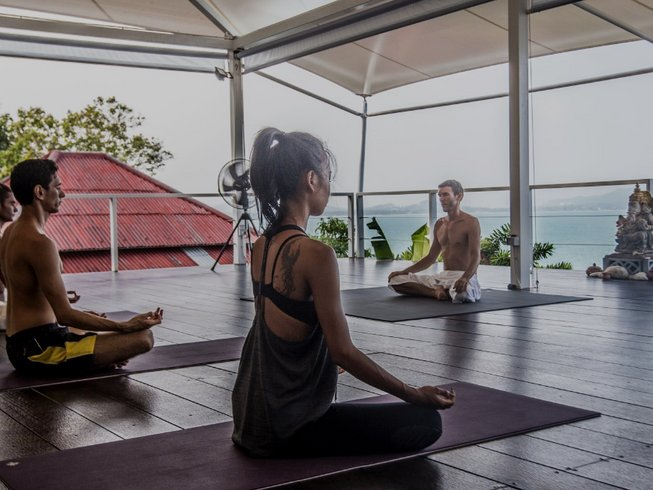 5 Days Meditation and Vikasa Yoga Retreat in Koh Samui, Thailand