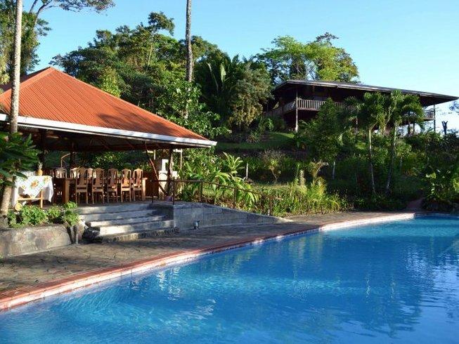 8 jours en stage de yoga et Pilates dans la Province d'Alajuela, Costa Rica