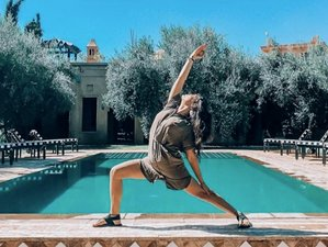 7 Day Moroccan Culture Tour and Yoga Holiday in Marrakech