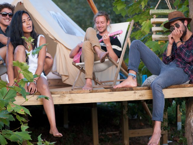 8 Days Upgraded Yoga and Surf Camp Moliets, France