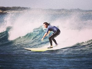 22 Days Spanish Course and Surf Camp in Fuerteventura, Spain
