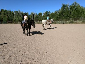 3 Days Horseback Riding and Ranch Stay in Evanston, Wyoming