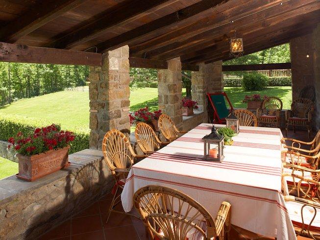 7 Days New Chakra Blueprint & Yoga Retreat in Tuscany