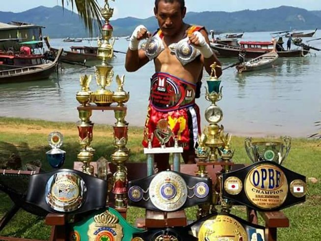 1 Month Muay Thai Training in Koh Yao Noi, Thailand