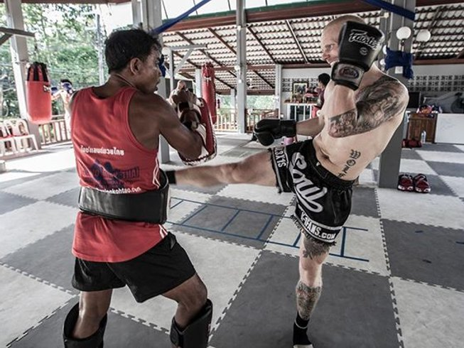 2 Months Authentic Thailand Muay Thai Camp in Koh Tao