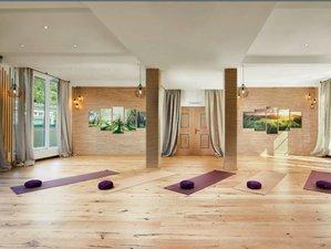 3 Tage Quelle der Inspiration Yoga Herbst Retreat im Salzburger Land, Österreich