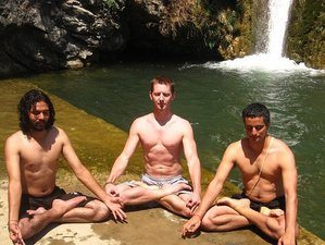 7 Days Yoga Retreat in Rishikesh Yog Peeth, India