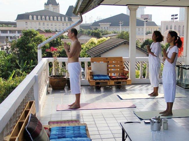 3-Daagse Reiki en Yoga Retraite in Bangkok, Thailand