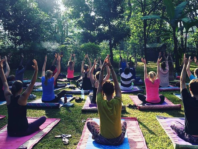 6 Tage Natur Meditation und Yoga Retreat in Goa, Indien
