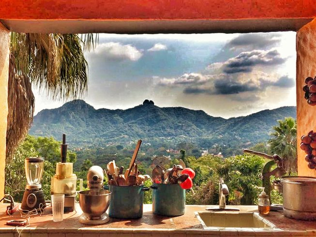 8 Days Culture and Cooking Holidays in Mexico