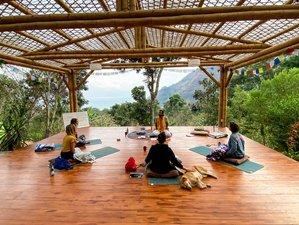 25 Day 200-Hour Earth Embodiment Yoga Teacher Training in Tzununa, Sololá Department